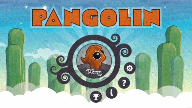 Pangolin is the new game by Feedtank